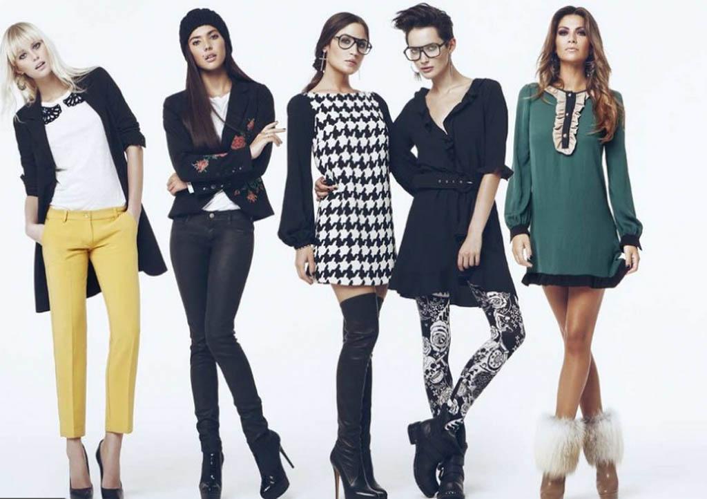 Женская итальянская одежда